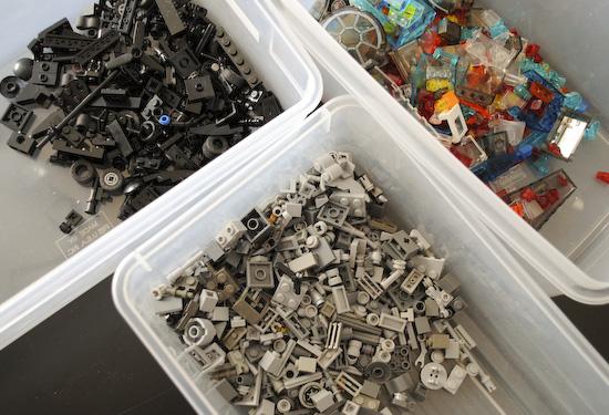 Lego Organization System