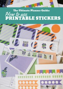 The Ultimate Planner Guide How to Use Printable Stickers