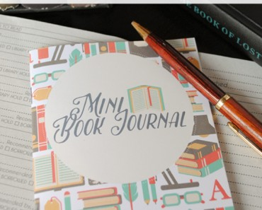 Printable-Mini-Book-Journal