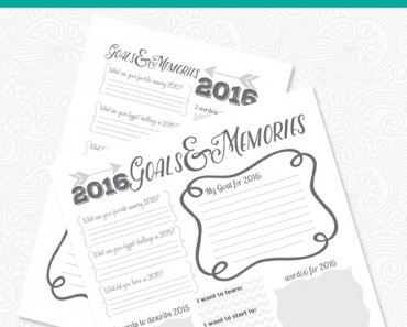 Printable-for-2016-Goals-and-Memories