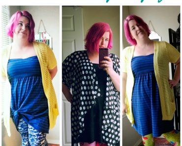 How a Pair of LuLaRoe Leggings Changed My Life