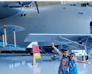 5 Amazing Reasons to Visit the Evergreen Aviation & Space Museum and Wings & Waves Waterpark!