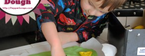 Take Time with Your Kids: Play Doh Fun