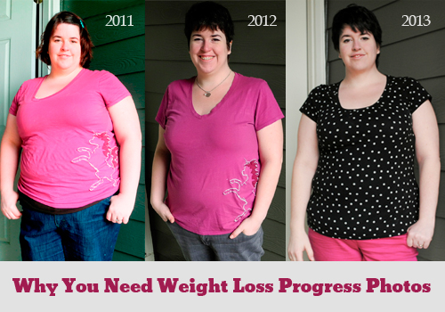 weight loss photos month by month