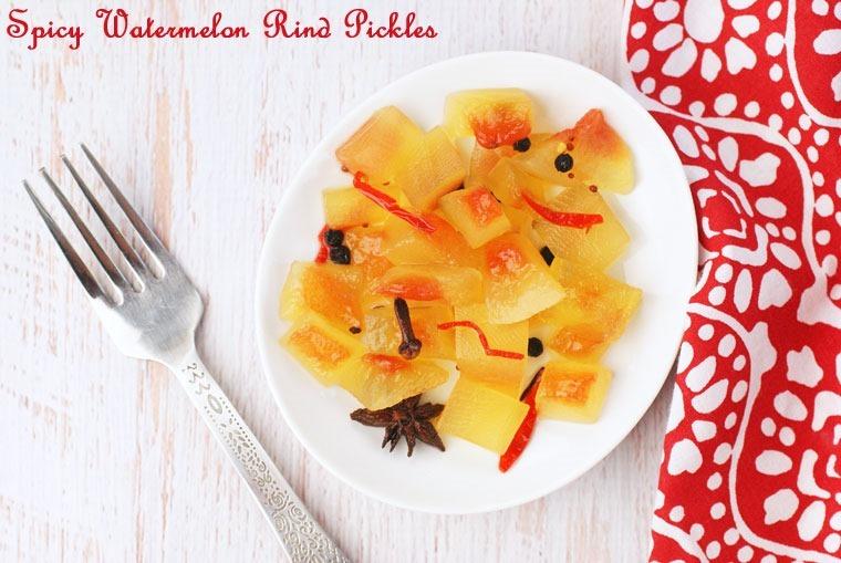 Ginger Watermelon Italian Ice Recipe